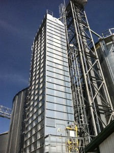 Grain Tower