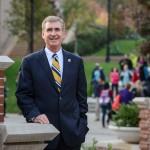 Chancellor Steve Angle