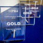 TCPRA Awards Plaques