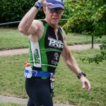 Jerald Ainsworth in Ironman Competition