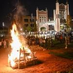 2013 UTC Bonfire