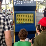 Maker Faire Arcade Unit