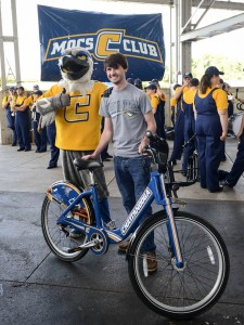 Student design wins 'Moc My Ride' contest