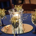 Honors College Gala Centerpiece