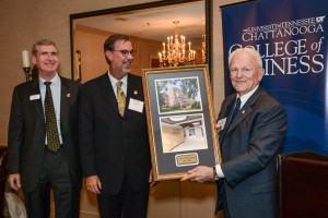 Business Student Success Center Honors Joseph F. Decosimo