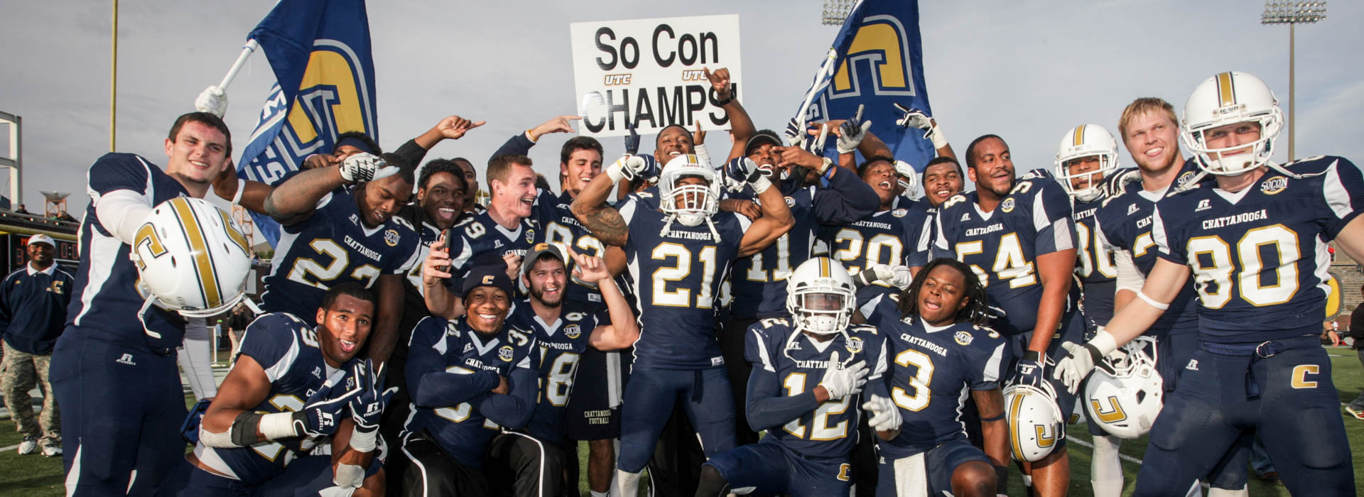UTC Mocs Football SOCON Champs