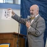 Dr. DiPietro at UTC Tribute Event