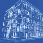 3d Architectural Blueprint