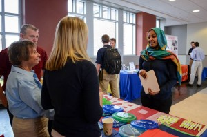 College of Engineering and Computer Science hosted first Career Fair