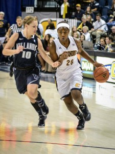 Accolades garnered by Chattanooga's Keiana Gilbert