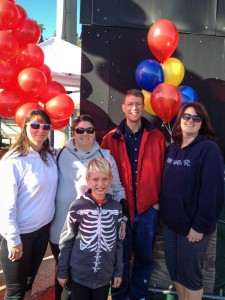 Go UTC! Employee teams raise money for the American Heart Association