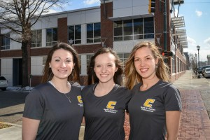 Health and Human Performance majors prepare for national competition