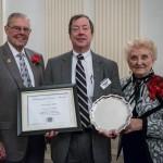 Obears Receive Kiwanis Award
