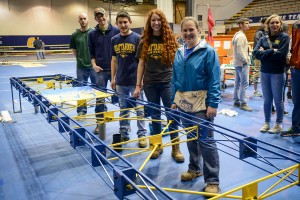 UTC ranks 11th for all competitions and overall in ASCE Student Conference
