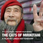 The Cats of Mirikitani Film Screening on Monday March 30 2015 at 5:30 pm at UTC Auditorium in the University Center