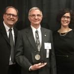 Kim Wheetley Receiing SETC Award