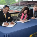 Engel Partnership Signing Agreement