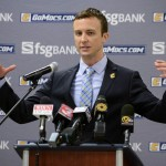 McCall at press conference