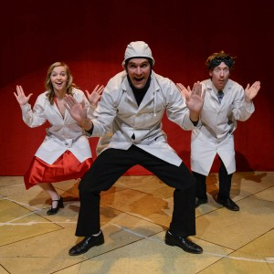 Young Frankenstein Musical at UTC