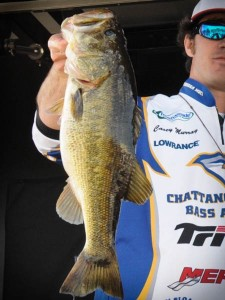 UTC Bass Anglers claim victory at Collegiate Bass Texas Shootout