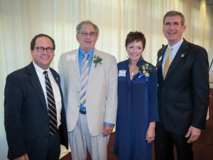 Landry named Distinguished Alumnus, White selected for UTC Outstanding Service Award