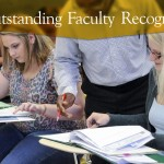 Outstanding Faculty Recognition