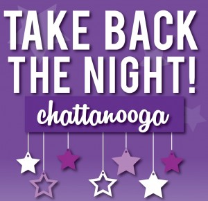 Take Back the Night on October 26