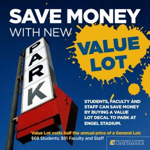 Value Lot Provides Economical Alternative for Parking