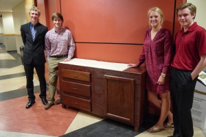 Engineering Students Build Changing Table For Disabled Child UTC - Disabled changing table