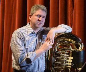 Associate Professor Kenyon Wilson composed musical tribute, Five, in honor of the five fallen servicemen.