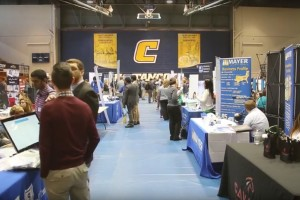 Spring Career Fair connects students and employers