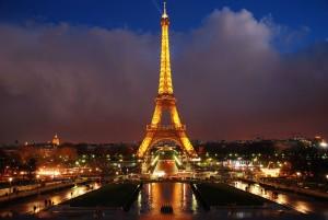 Summer in Paris 2016 July 1-31.