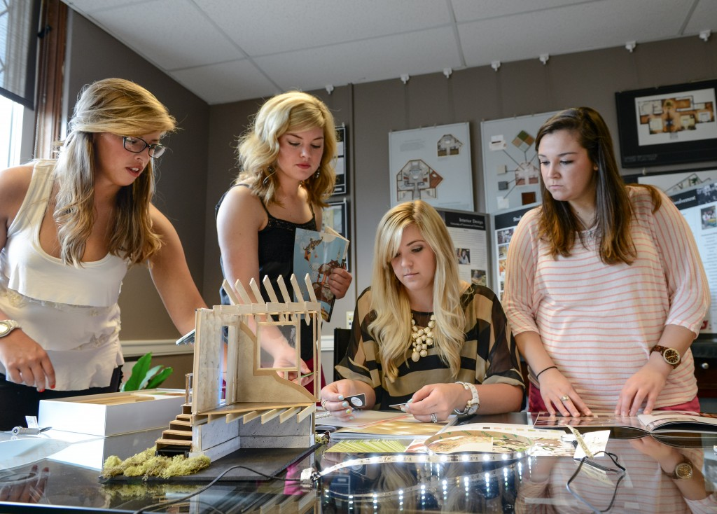 Utc launches graduate programs in social work and interior - Interior design masters programs ...