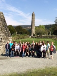 Chamber Singers at Glendalough