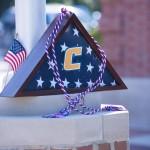 student veterans organizations flag vigil