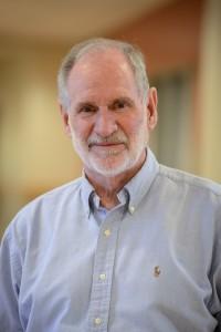 portrait of Dr. McMahon