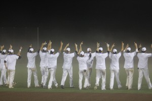 2016 Club Baseball Walkoff