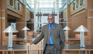Yancy Freeman promoted to Associate Provost for Enrollment Services