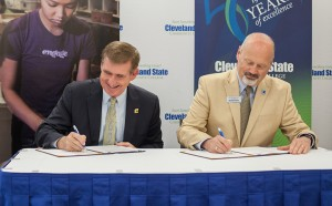 administrators signing agreement