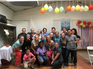 Nursing students volunteer in Costa Rican clinic
