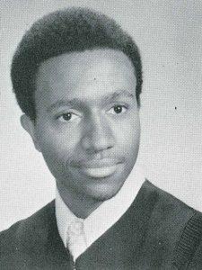 Johnny Malone's senior picture