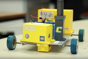 Chemical Engineering Club designs Chem-E Car for AIChE competition