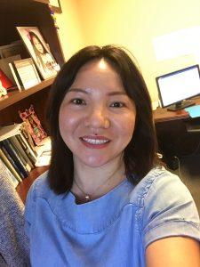 Headshot of Dr. Cuilan Gao