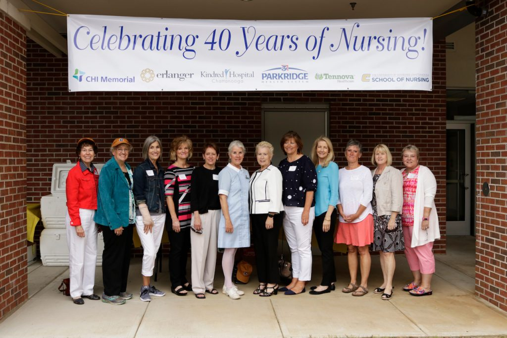 The UTC School of Nursing celebrates 40 years