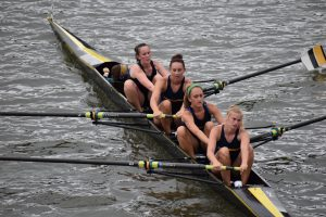 UTC Women's Rowing team ranked No. 11 in U.S.
