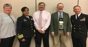 UTC professors give presentations at national symposium