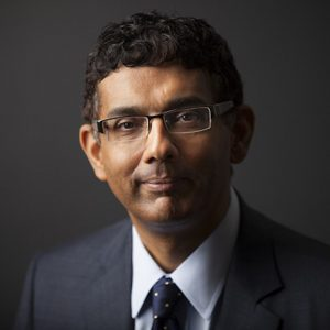Dinesh D'Souza to speak at UTC on Oct. 9
