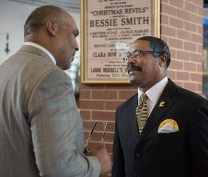 UTC's Richard Brown reminisces about local civil rights pioneer James Mapp
