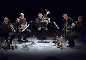 U.S. Navy quintet comes to UTC for class and concert