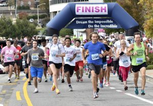 Susan G. Komen Race for the Cure runs from McKenzie
